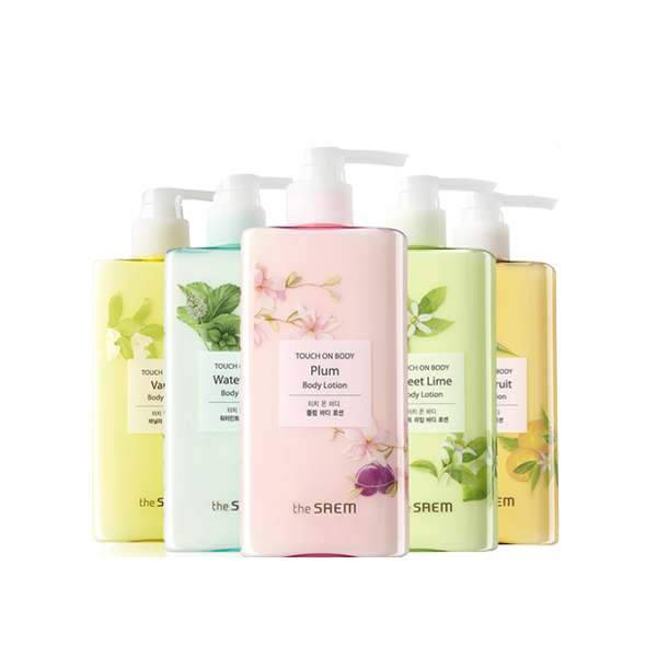 [THE SAEM]Touch On Body Lotion